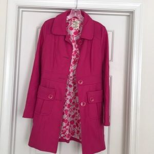 Tulle Pink PeaCoat